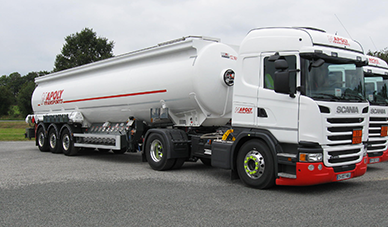 44 Tonnes Napoly Camion